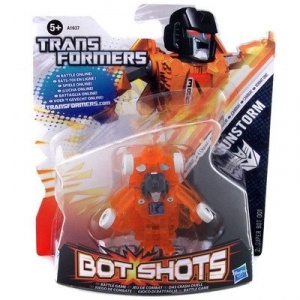 Hasbro SUNSTORM TRANSFORMERS BOT SHOT