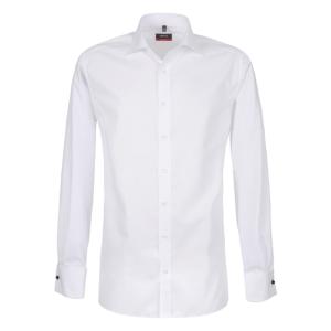 eterna modern fit fehér ing (mandzsettás)
