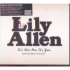 LILY ALLEN - It's Not Me I'ts You /cd+dvd/ CD