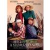 FILM - Még Zöldebb A Szomszéd Nője DVD