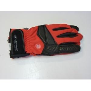 Ziener Gidriano WS síkesztyű piros/fekete 8,5