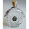 Boros üvegkulacs ón Kossuth címerrel 0,5 l
