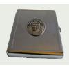 Mini cigarettatartó ón címer matricával, 8 szálas