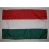 Nemzeti színű zászló 100X200cm