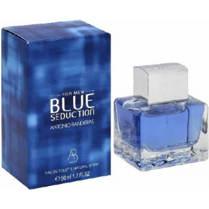 Antonio Banderas Blue Seduction EDT 50 ml