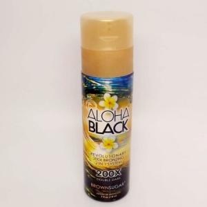 Brown Sugar - Aloha Black 2 az 1-ben 200x 210ml