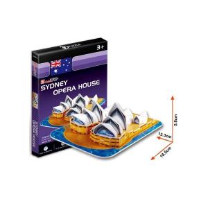 Shantou Sydney-i operaház 3D puzzle 30 db-os