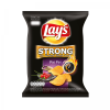 Lays Strong burgonyachips 77 g Piri Piri csili paprika ízű