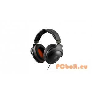 SteelSeries 9H Gaming Headset Black Headset,2.0,3.5mm,Kábel:1,2 + 2m,32Ohm,10-28000Hz,Mikrofon,Black