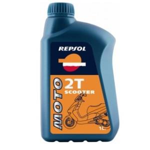 Repsol 2T REPSOL MOTO SCOOTER 1L
