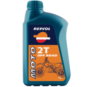 Repsol 2T REPSOL MOTO OFF ROAD 1L