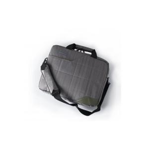 """Modecom ModeCom Notebook Táska 15,6"""" - Montana (szürke-zöld; külön rekeszek; vállpánt)"""