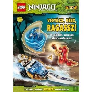 LEGO A sötét jóslat Munkafüzet