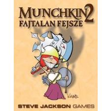 Delta Vision Munchkin 2. - Fajtalan fejsze társasjáték