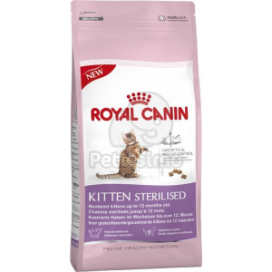 Royal Canin FHN Kitten Sterilised 400 g