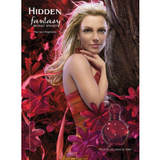 Britney Spears Hidden Fantasy EDP 100 ml parfüm és kölni
