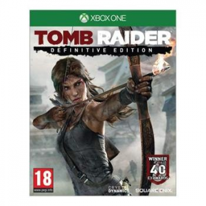 Square Enix Tomb Raider (Definitive Edition)