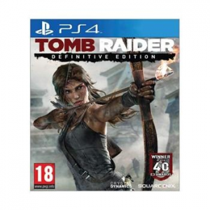 Square Enix Tomb Raider (Definitive Edition) - PS4