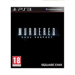 Square Enix Murdered: Soul Suspect - PS3