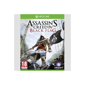 Ubisoft Assassin's Creed IV: Black Flag (Day1 edition) Xbox One