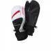 Ziener Gerwo AS Lobster síkesztyű fehér/fekete 8,5