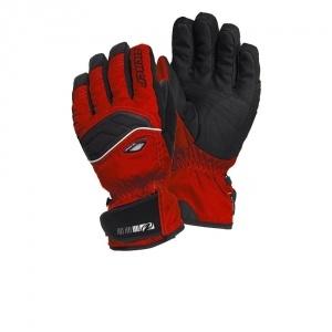 Ziener Grollu GTX síkesztyű fekete/piros 9,5