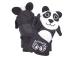 Ziener Lanimal síkesztyű pandás 3,5