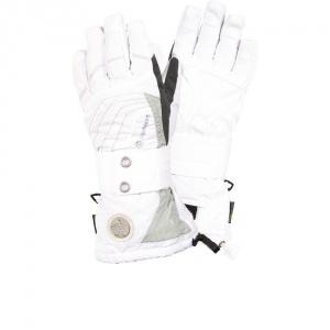 Ziener Malena AS snowboard kesztyű fehér 6,5