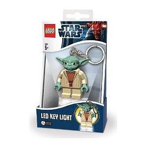Lego Yoda világító kulcstartó (LGL-KE11)
