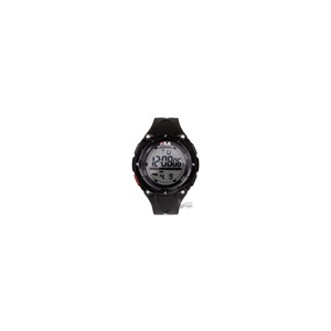 Fila FA1020-01 fekete/ezüst karóra, quartz szerkezet digitális kijelző
