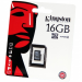 Kingston 16GB Micro SDHC Kingston - class 4