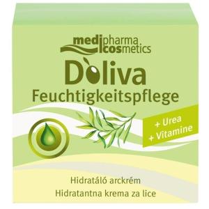 D'olíva hidratáló arckrém ureával és vitaminokkal 50ml