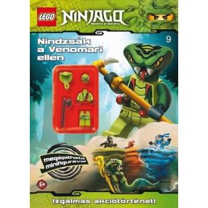 LEGO Lego - Nindzsák a Venomarik ellen