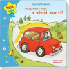 Szabó T. Anna Ujjvezető lapozó: Nézd, merre megy a kicsi kocsi!