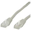 ROLINE UTP CAT6 0,5m (szürke) kábel
