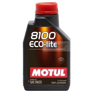 Motul Motorolaj MOTUL 8100 Eco-lite 0w20 1 L