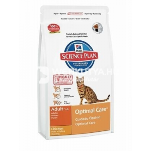Hill's SP Feline Adult Optimal Care™ Chicken 400 g