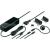 Goobay Notebook tápegység, 12V/14V/15V/16V/18V/18.5V/19V/19.5V/20V/21V/22V / 5000 mA 72 W, goobay NTS 72