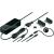 Goobay Notebook tápegység, 9.5V/12V/16V/18.5V/19V/20V/24V / 3600 mA 72 W, goobay NTS 72