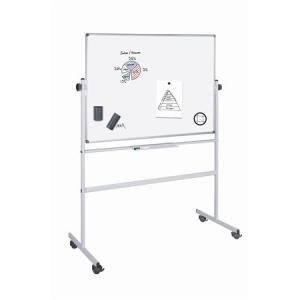 VICTORIA Átfordítható tábla, mágneses kétoldalas, 100x200 cm