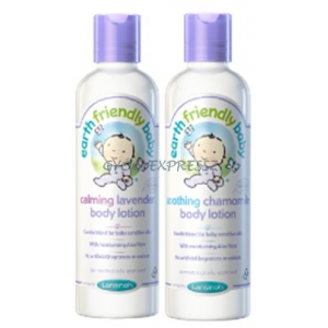 Earth Friendly Baby testápoló 250ml