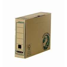 "FELLOWES Archiváló doboz, 80 mm, ""BANKERS BOX® EARTH SERIES by FELLOWES®"" irattartó"