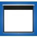 VICTORIA Vetítővászon, fali, rolós, 4:3, 234x175cm, VICTORIA