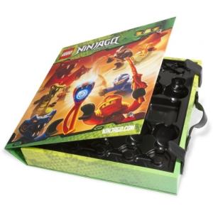 LEGO LEGO Ninjago Spinner Storage Box-853409