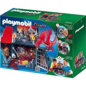 Playmobil Playmobil 5420 Hordozható sárkány vár