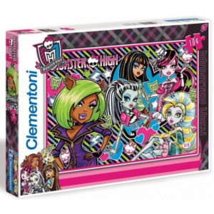 Clementoni Clementoni Monster High puzzle 104db-os