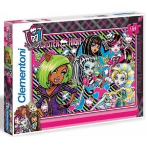 Clementoni Clementoni Monster High  puzzle 104db-os