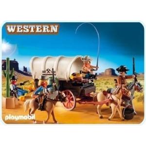 Playmobil Playmobil 5248 Western Postakocsi