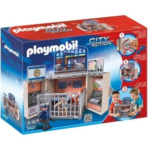 Playmobil Playmobil 5421 Hordozható rendőr állomás