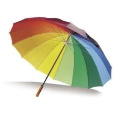 Szivárvány esernyő -